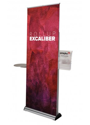 Roll-Up Excaliber Double