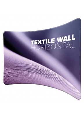 Textile Wall Horizontal