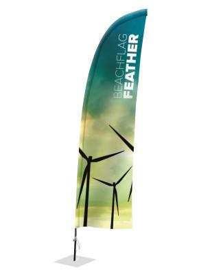 Feder Fahne Beachflag